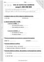 Exercice Mathématiques : CM1