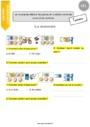 Exercice Monnaie et prix euros : CE1