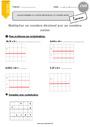 Exercice Nombres décimaux : CM2