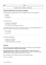 Exercice Physique - Chimie : Seconde - 2nde