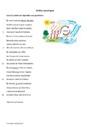 Exercice Poésies : 6ème