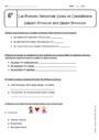 Exercice Pronom personnel - Anglais : 6ème