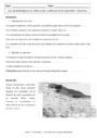 Exercice Respiration et occupation des milieux de vie : 5ème