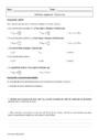 Exercice Solution aqueuse : Seconde - 2nde