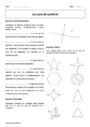 Exercice Symétrie axiale : 6ème