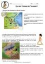Exercice Traces d'une occupation ancienne du territoire français : CE2
