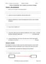 Exercice Transferts et conversions d'énergie : 5ème