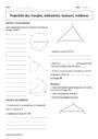 Exercice Triangles : 5ème