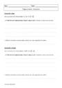 Exercice Trigonométrie : Première