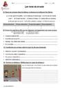 Exercice Types de phrases : CM2