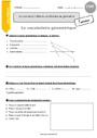 Exercice Vocabulaire de géométrie : CM2