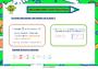 Leçon et exercice : Fractions : CP