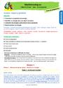 Leçon et exercice : Géométrie plane : CE2