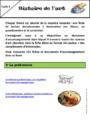 Leçon et exercice : Histoire des arts : CM2