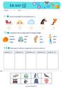 Leçon et exercice : [j] j, g, ge– Son simple : CE1