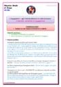 Leçon et exercice : L'engagement : CE1