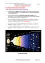Cours et exercice : La matière dans l'Univers : 3ème