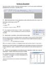 Leçon et exercice : Le traitement de texte : CM1