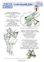 Leçon et exercice : Lecture pluridisciplinaire : CE1