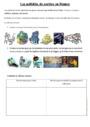 Leçon et exercice : Les activités en france : CM1