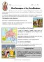 Leçon et exercice : Les invasions barbares : CM1