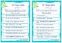 Leçon et exercice : Les noms en eur : CE2