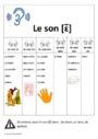 Leçon et exercice : Les sons : CE1