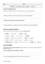 Cours et exercice : Les transformations chimiques : Seconde - 2nde
