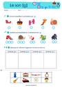 Leçon et exercice : Lettre g : CP