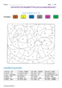 Leçon et exercice : M devant m, b, p : CM1