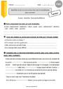 Leçon et exercice : Mots outils, invariables : CM1