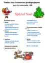 Leçon et exercice : Noël : Maternelle - Cycle 1