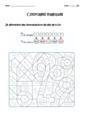 Leçon et exercice : Nombres de 6 à 10 : CP