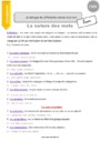 Leçon et exercice : Origine des mots : CM2