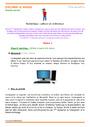Leçon et exercice : Outils numériques : GS - Grande Section