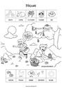 Leçon et exercice : Pâques : PS - Petite Section