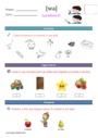 Leçon et exercice : Phonologie : Maternelle - Cycle 1