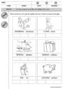 Leçon et exercice : Phonologie : PS - Petite Section
