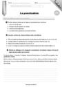 Leçon et exercice : Ponctuation : CM1