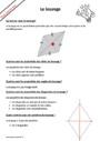 Leçon et exercice : Quadrilatères : CE1