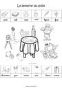 Leçon et exercice : Semaine du goût : Maternelle - Cycle 1