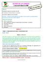 Séquence - Fiche de préparation Accord dans le groupe nominal : CE2