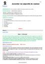 Séquence - Fiche de préparation Accord de l'adjectif qualificatif : CM2