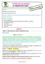 Séquence - Fiche de préparation Accord du nom / pluriels particuliers : CE2
