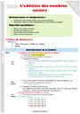 Séquence - Fiche de préparation Addition : CM2