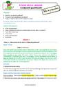 Séquence - Fiche de préparation Adjectif Qualificatif : CE2