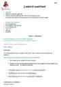 Séquence - Fiche de préparation Adjectif Qualificatif : CM2