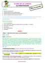 Séquence - Fiche de préparation Article et déterminant : CE2