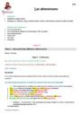 Séquence - Fiche de préparation Article et déterminant : CM2