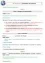 Séquence - Fiche de préparation Besoins alimentaires : CM1